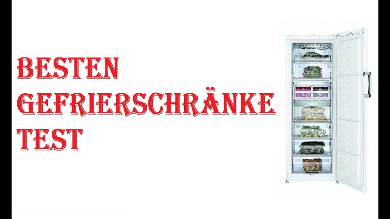 Besten Gefrierschränke Test 2018 - YouTube