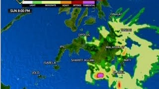 24 oras weather update as of 6 20 p m march 04 2017