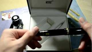 Montblanc Meisterstuck no.149 unboxing