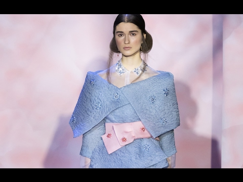 Gattinoni | Haute Couture Spring Summer 2017 Full Show | Exclusive