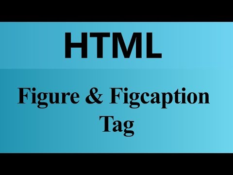194. Figure And Figcaption Tag In HTML (Hindi)