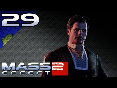 Mr. Odd - Let's Play Mass Effect 2 - Part 29 - The Illusive Man Wants Us in a Collector Ship