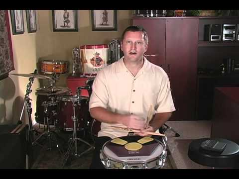 a fresh approach to snare drum lesson 5 b tap stroke youtube. Black Bedroom Furniture Sets. Home Design Ideas