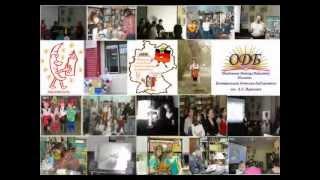 Библионочь-2012 в детских библиотеках Тольятти