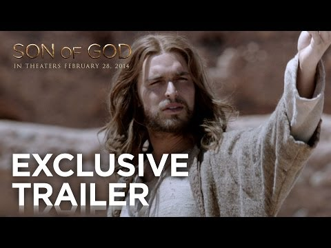 "Son Of God | ""Believe"" Exclusive Trailer 