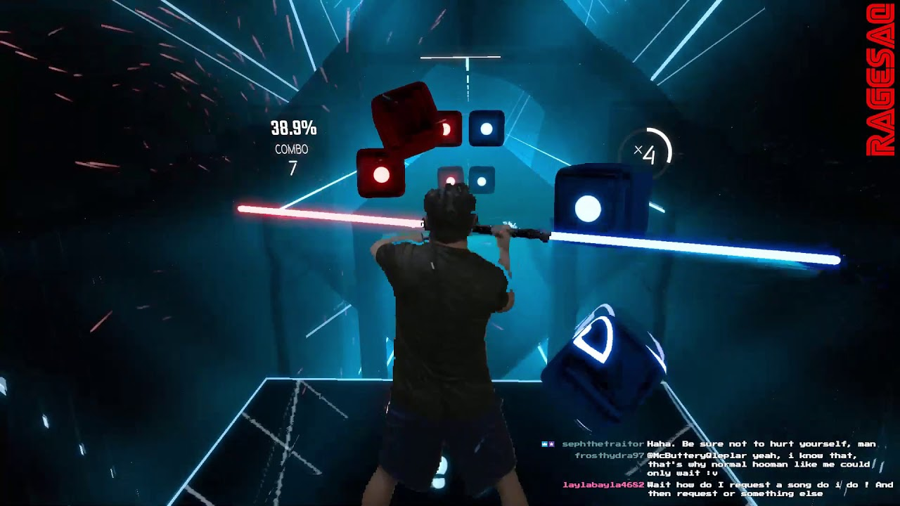 Beat Saber - The Force Theme (Far Out Remix) - Darth Maul ...
