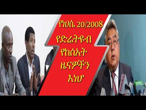Ethiopia - The Latest Afternoon Headline News Aug 26, 2016