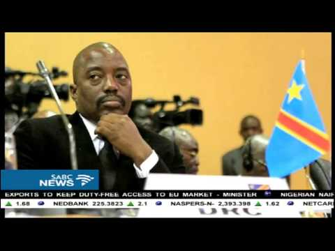 Much anticipated DRC presidential elections postponed