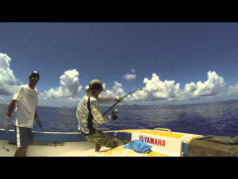 gambier archipelago fishing expedition 2014   an untouched paradise! 1920x1080
