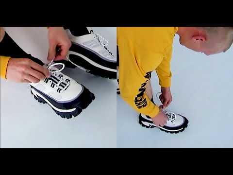 Axel Arigato x Cat Footwear - YouTube