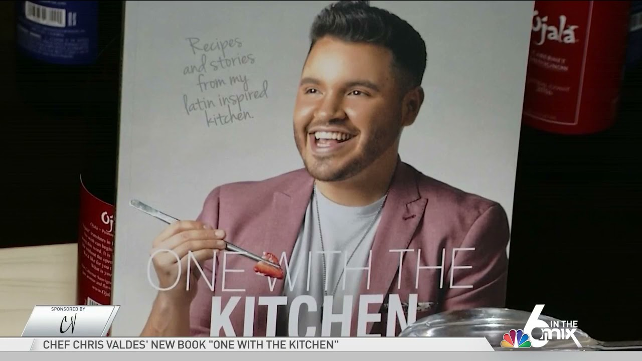 """Chef Chris Valdes talks """"One With The Kitchen"""" on NBC 6 In the Mix"""