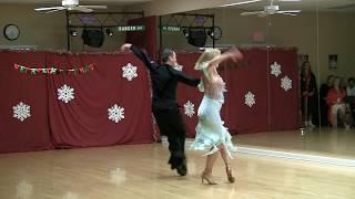 Hot Salsa Dance at Blue Suede Ballroom Dance Studio - Memphis, TN