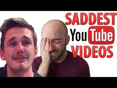5 Saddest Moments in YouTube Videos