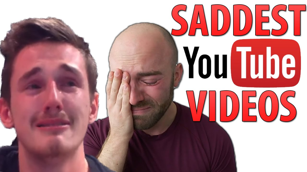 5 Saddest Moments In Youtube Videos Youtube