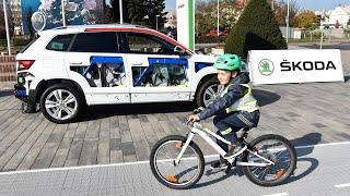 Škoda Auto: Den dopravní bezpečnosti