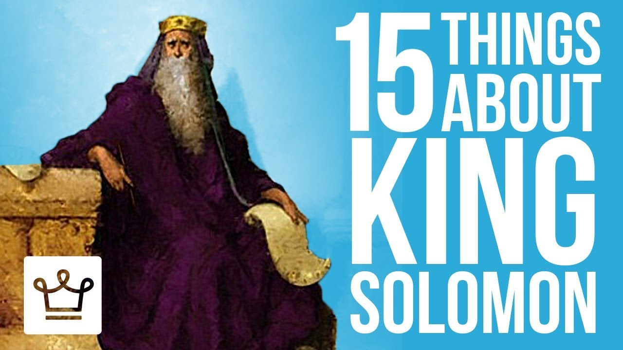 Download 15 Things You Didn't Know About King Solomon