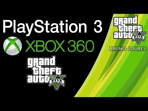 MOD MENU GTA V PS3 TRAVADO & XBOX 360 TRAVADO