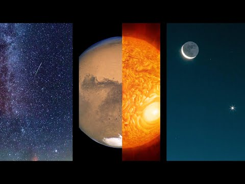 What's Up: January 2020 Skywatching Tips from NASA