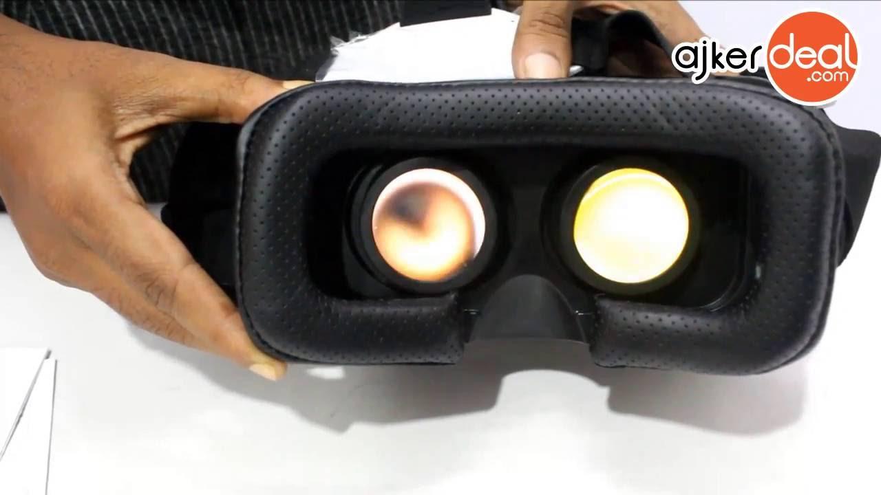 21fc4455e66 How to setup and use Virtual reality VR headset - YouTube