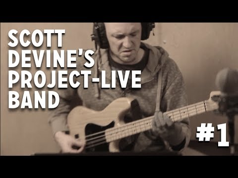 "Scott Devine's Project-Live Band - ""Tune For Sunday"""