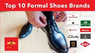 Top 10 Formal Shoes Brands in India