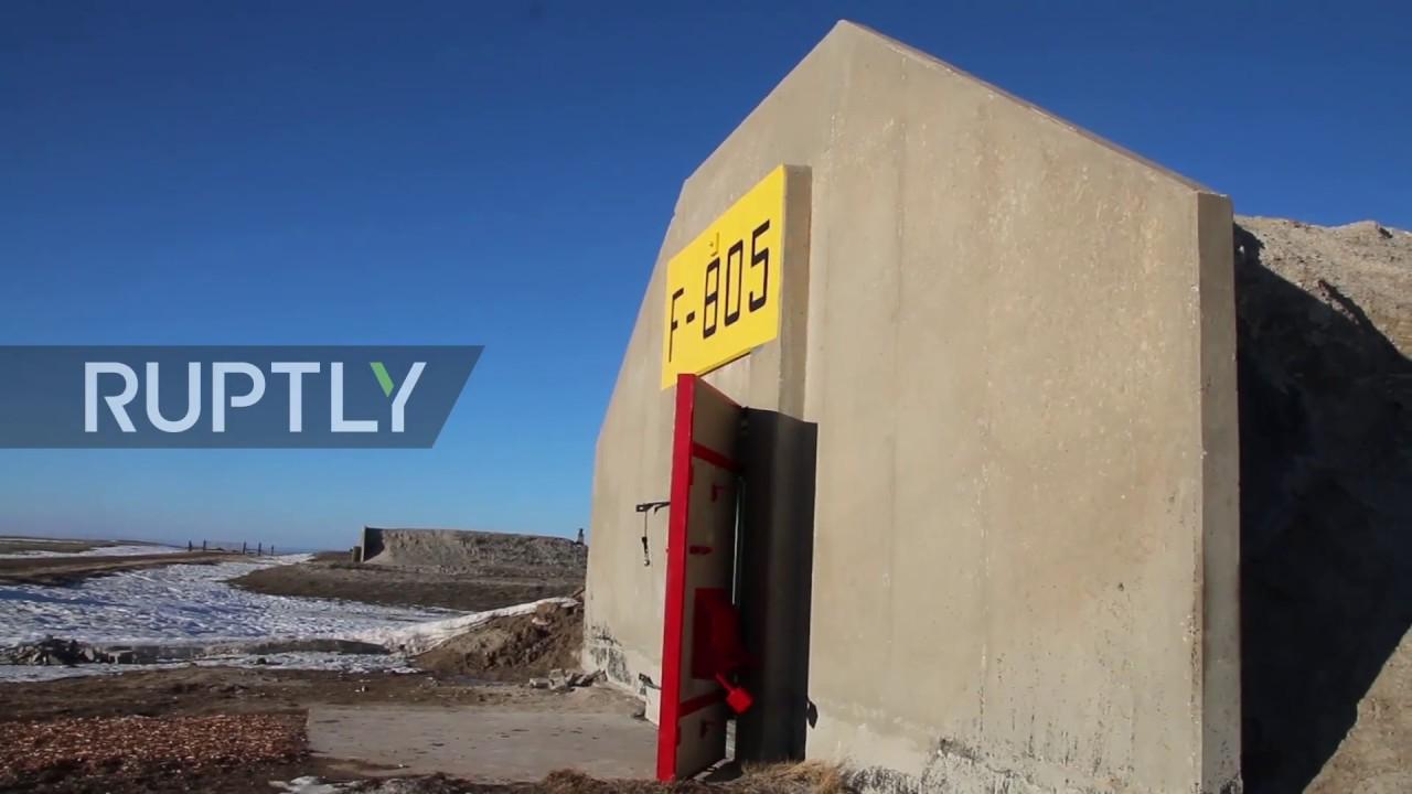 Apocalypse Now Dakota Military Bunker Turned Survival Shelter