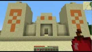 [狂妄阿名Minecraft紀錄片]沙漠遺跡之視死如歸