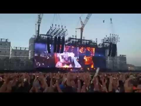 Vasco Rossi -  Alibi  Modena Park 01 07 2017