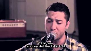 Boyce Avenue - Titanium (Acoustic Cover with lyric) David Guetta ft. Sia