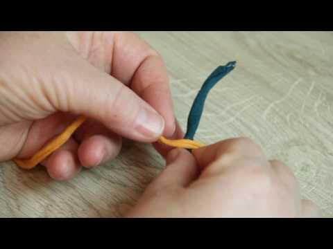 Самый крепкий узел который нельзя развязать
