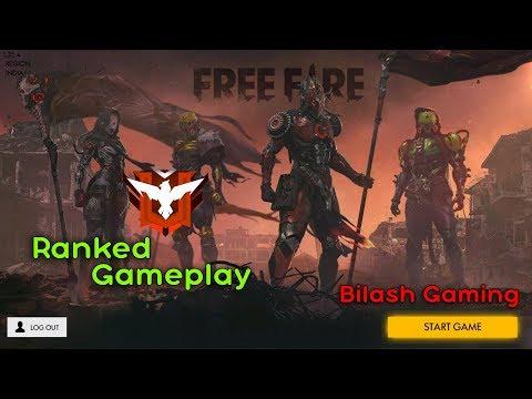 FREE FIRE RANKED GAMEPLAY [FF Live] Hindi || GLOBAL SQUAD