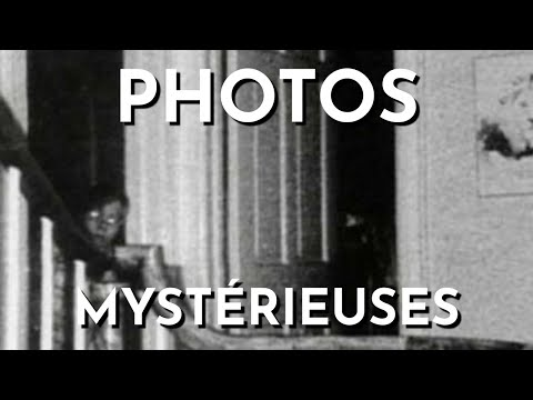 THE 10 MOST MYSTERIOUS AND TERRIFYING PHOTOS