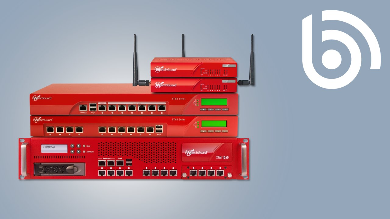 WatchGuard XTM vs Fortinet Firewall Comparison
