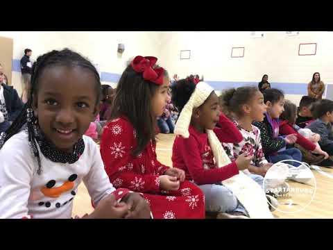 K9 Marko Visits Shoally Creek Elementary School