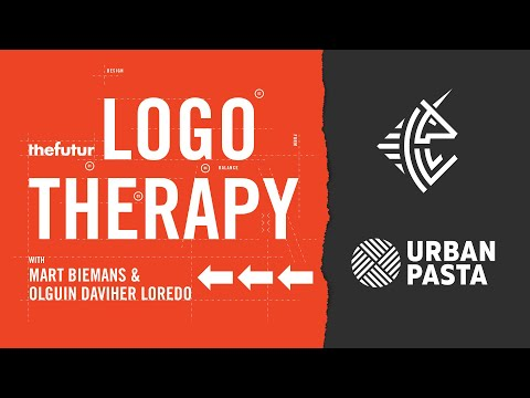 Logo Therapy– Logo Design, Sketching and Vectorizing Ep. 6