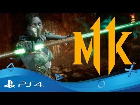 Mortal Kombat 11   Trailer Jade est de retour !   PS4 thumbnail