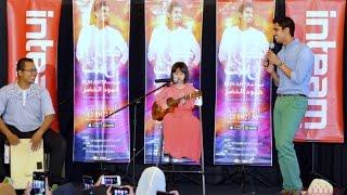 Video Humood Alkhudher feat Aryanna Alyssa  - Kun Anta (Meet & Greet @ Talent Lounge) download MP3, 3GP, MP4, WEBM, AVI, FLV Oktober 2017