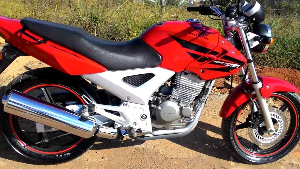 Honda Cbx 250 Twister 2008 Raridade 13599km