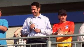 MSV Duisburg Lizenz für die 3. Liga - Björn Scheferling und Udo Kirmse sprechen zu den Fans
