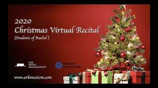 2020 Christmas Virtual Recital