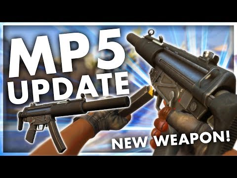 CSGO: The MP5-SD (NEW UPDATE)