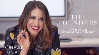 Urban Decay founder Wende Zomnir created brand to empower self expression