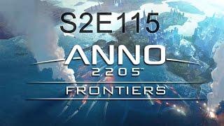 ANNO 2205 Frontiers DLC Eine Neue Welt [S02E115] HD Deutsch