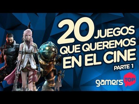 Gamers Top: 20 juegos que queremos en el cine (parte 1)