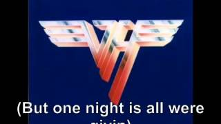 Van Halen-Women in love Lyrics