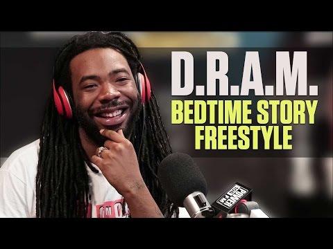 D.R.A.M. Raps A Bedtime Story Over 'Broccoli' Beat
