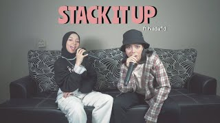 [COVER] STACK IT UP - Liam Payne ft A Boogie Wit Dat Hoodie | BY WINDYFAJ FT NADAFID