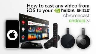 How to: Stream online videos from iOS to Chromecast