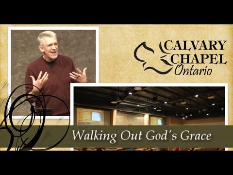 1 Corinthians 15 Pt 2 Walking Out God&39;s Grace