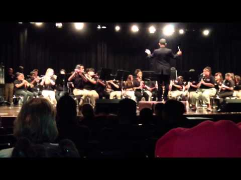 The Tell-Tale Heart - 7th grade band